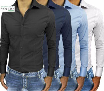 Camicia Uomo Cotone Ingrosso